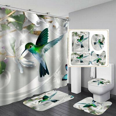 Shower Curtains, Hummingbird Bathroom Accessories