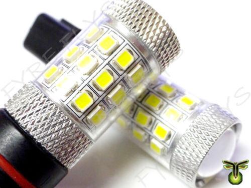 2 Xenon White 36-SMD P13W LED Bulbs Projector Lens Design Fog Lights DRL #L11