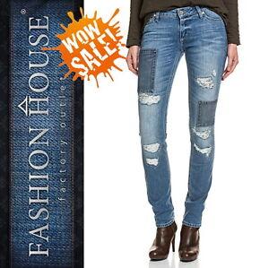 BOGNER-Jeans-MIA-Slim-Jeans-W26-L34-NUOVO-7595-5052-508