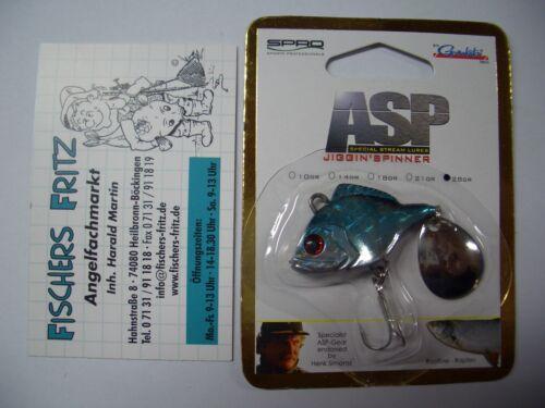 Original spro ASP Jiggin détraqué couleur C poids 28g à partir de 6,29 € à la pêche art Appât