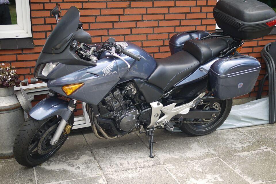 Honda, CBF 600 SA, 600 ccm