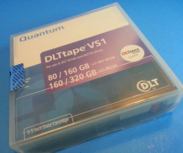 160 GB Sony DLTtape VS1 DLT VS160-80 GB storage media