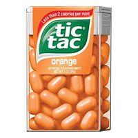 2 Pack - Tic Tac Orange 1oz Each on sale