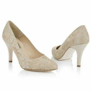 Image Is Loading Rachel Simpson Wedding Shoes Size 6