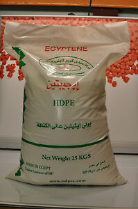 Charmant Egyptene ® Hd6070ua Hdpe Mfi:7.5 Nat Moulage Par Injection Poly Pastille Plastique-afficher Le Titre D'origine Emballage Fort