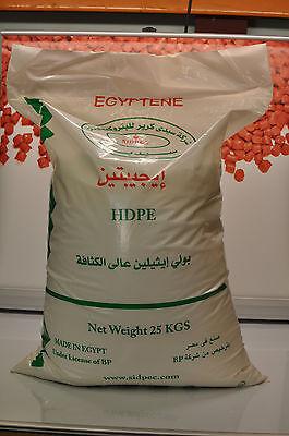 Egyptene ® Hd6070ua Hdpe Mfi:7.5 Nat Di Stampaggio Ad Iniezione Poly Pellet Di Plastica- Una Custodia Di Plastica è Compartimentata Per Lo Stoccaggio Sicuro