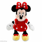 """Disney Minnie Mouse 19"""" Red Plush Doll Toy brand new with tags"""
