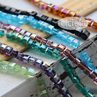 50Pcs 5x5x5mm Cube Square 5600 Austria Crystal Beads Loose Beads Jewelry Making