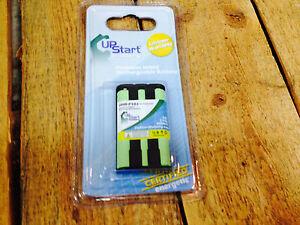 UpStart-3-6-volt-Rechargeable-Batteries-for-Electronics-Panasonic-etc-Lot-of-5