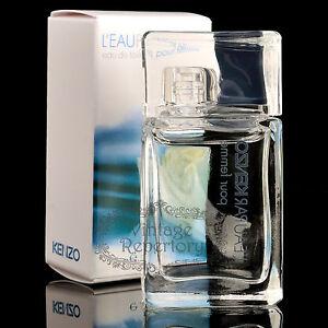 8c7ecb06 KENZO Perfume L'Eau par Kenzo Pour Femme EDT Mini Womens Fragrance ...