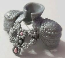 1:12Dollhouse Miniature Fairy Garden Furniture Resin Bird Bath Fountain Decor /&T