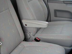 Comfort Armlehne / Mittelarmlehne hellgrau VW Caddy III + IV