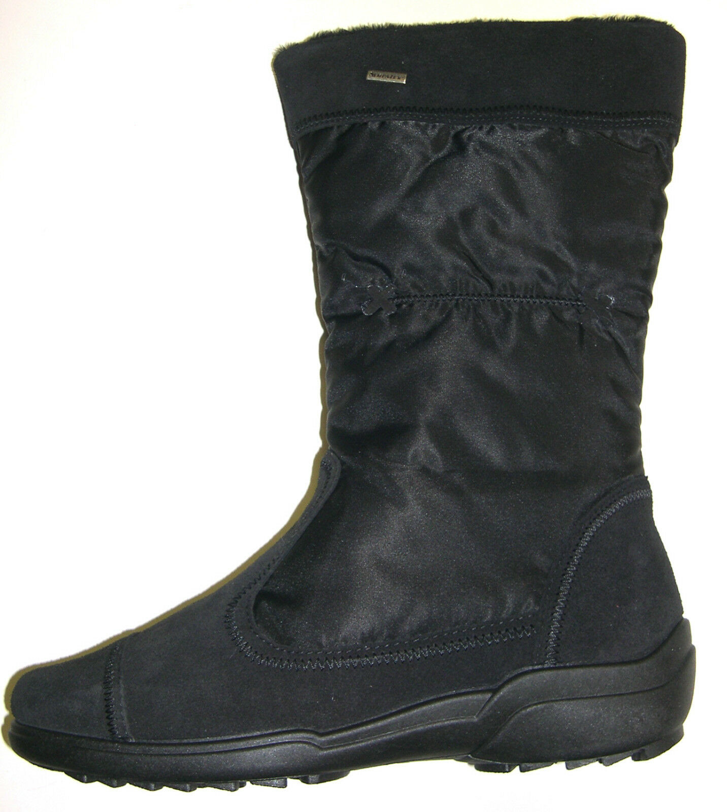 Rohde Damen Schuhe Stiefel Stiefelette Sympatex Warmfutter Art 2853 schwarz