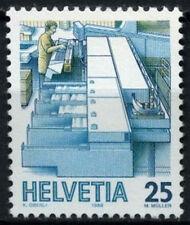 Switzerland 1986-9 SG#1105, 25c Post, Past & Present Definitive MNH #D45641