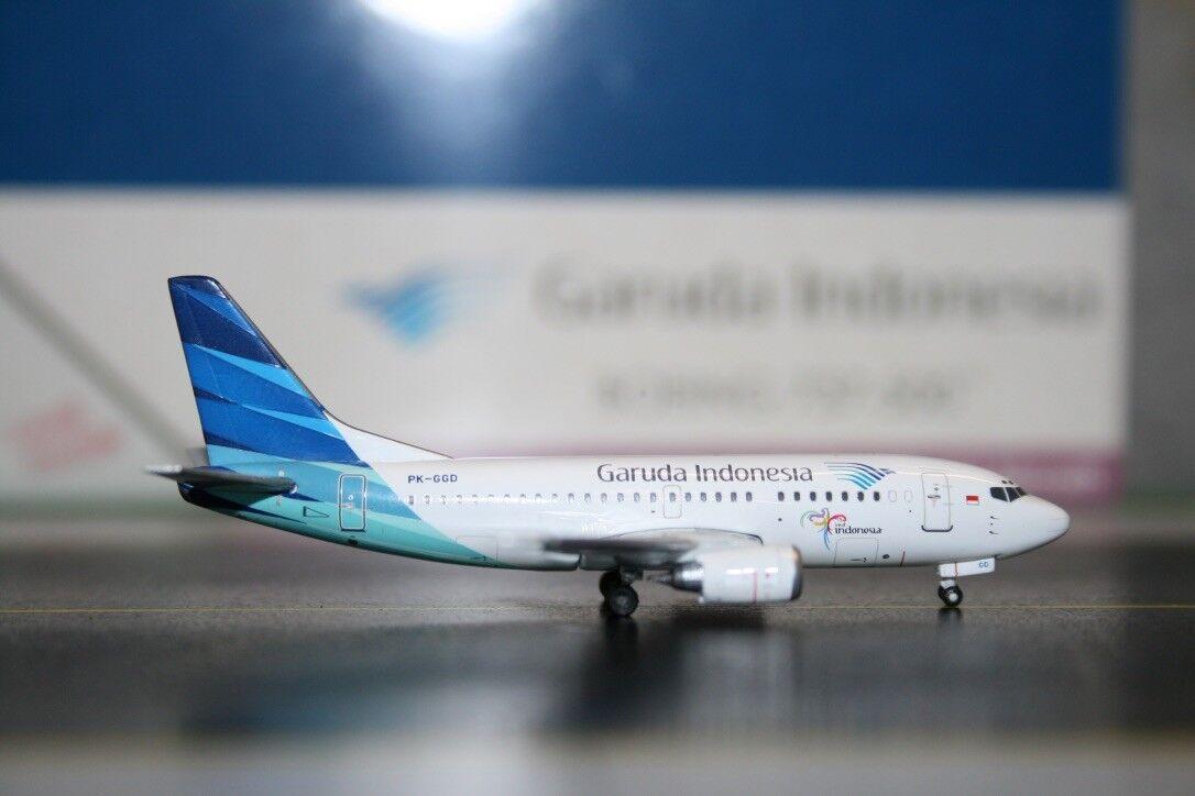 oferta especial Gemini Jets 1 400 Garuda Indonesia Boeing Boeing Boeing 737-500 PK-Ggd (Gjgia 1054) modelo de avión  bienvenido a elegir