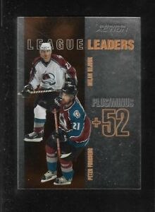 2003-04-ITG-ACTION-LEAGUE-LEADERS-LL-1-PETER-FORSBERG