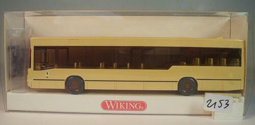 Wiking 1//87 Nr.704 01 28 MAN NL 202 Stadtbus BVG Linie 100 Zoolog Garten OV#2153