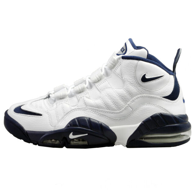 5c9ebe4730 12 Nike Air Max Sensation Chris Webber Basketball Shoes Men's Sz ...