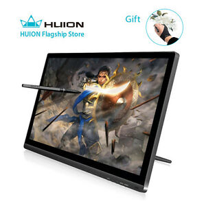 Huion KAMVAS GT-191 8192 Levels Pen Display Monitor Graphics Drawing Tablet 19''