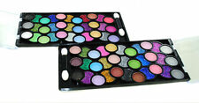 66 Color Neon & Glitter Eyeshadow Makeup Kit