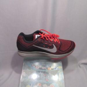 Details about Nike Zoom Structure 18 Flash 683934 600 Size 11.5 Action Red  and Black