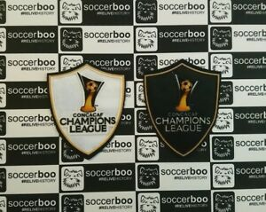 Concacaf Champions League Concachampions 2012 2013 Patch Badge Toppa Ebay