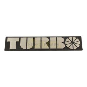SAAB-99-TURBO-78-80MY-BONNET-SIDE-BADGE-EMBLEM-NEW-CLASSIC-VINTAGE-RARE-FRONT