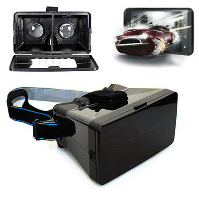 3D Virtual Reality VR Video Glasses for Iphone 6S 6 5S Samsung Galaxy S6 S5 S4