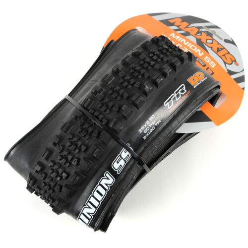 Maxxis Minion SS 29 x 2.30 Dual Compound Tubeless Ready Mountain Bike Tire