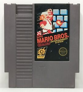 Nintendo-NES-Super-Mario-Bros-Video-Game-Cartridge-Authentic-Cleaned-Tested