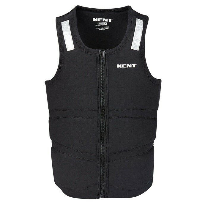 Kent Rogue Neoprene Fishing Vest 1515BLK