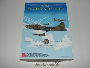 Eighth-Air-Force-Down-In-Flames-Volume-2-Strategy-Game-GMT-1995-UNPUNCHED-RARE