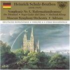 """Heinrich Schulz-Beuthen - : Symphonie Nr. 5 """"Reformationshymnus"""" (2016)"""
