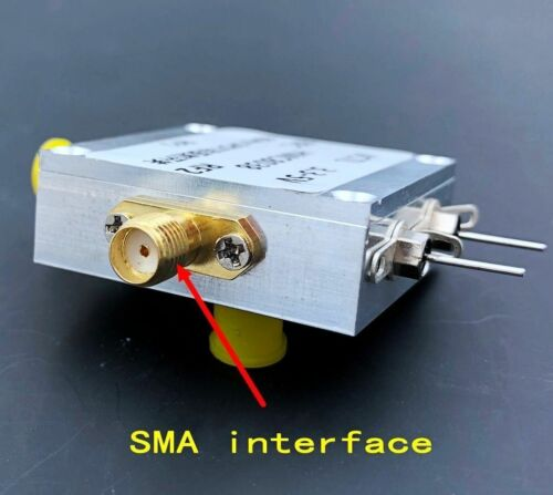 Details about  /0.1 GHz-6.0 GHz High Isolation//Silicon SPDT//Non-Bounce Switch HMC8038