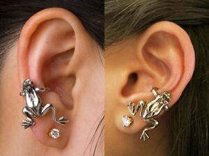 EAR-CUFF-FROSCH-FROG-OHRRING-OHRKLEMME-OHRCLIP-OHRSCHMUCK-OHRSTECKER-14