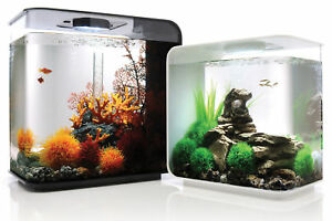 Black Fish Tank Mcr 15l 30l Multicolour Tropical Agreeable Sweetness White Biorb Flow Aquarium