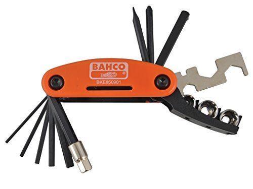Bahco BAHBIKETOOL BIKETOOL Multi Bike Pocket Tool Colour