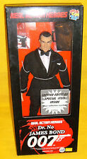 "James Bond 007 Sean Connery Dr No 1/6Collectible RAH Figure Medicom Toy12"" Japan"