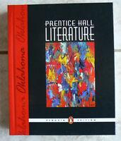 Prentice Hall Literature Gr.8/8th 2008 Student Text Brand Penguin Edition