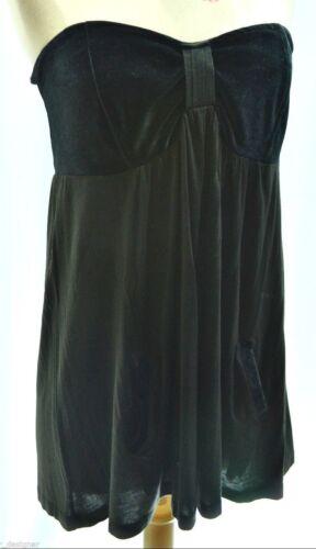 senza Hot Tube spalline Tunica Nuovo Victorias International Secret Knit Moda Top Fine L qvU8vZY