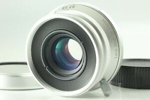 MINT-w-Hood-Voigtlander-Color-Skopar-35mm-f2-5-MC-C-Type-Lens-L39-LTM-JAPAN