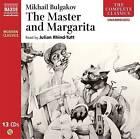 The Master and Margarita by Mikhail Afanasevich Bulgakov (CD-Audio, 2009)