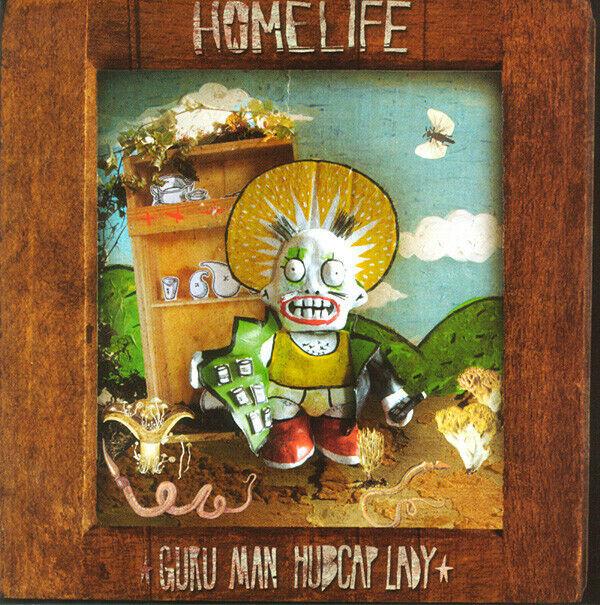 Homelife – Guru Man Hubcap Lady / Ninja Tune Records CD 2004  – ZENCD 093 Neu