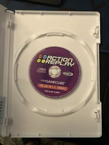 Action Replay For GameCube Disc GC Datel *RARE* Wii NTSC-U/C