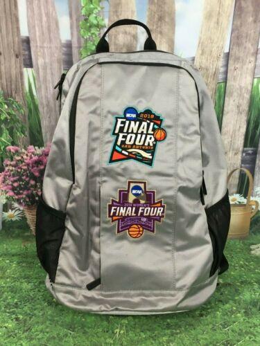 NCAA 2018 Final Four men/'s Women/'s Silver Gray Wilson Patches Sac À Dos Jour