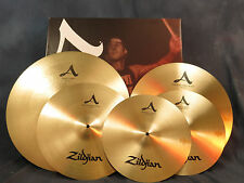 Zildjian A391 A Series 5 Piece Cymbal Set Pack