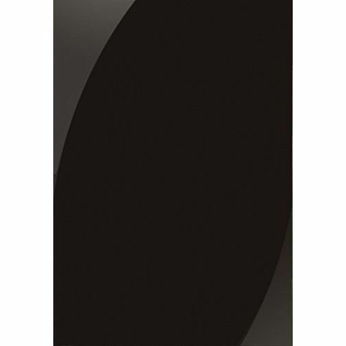 RV Motorhome Trailer Black Lower Door Replacement Panel For Norcold Models N1095 and N800