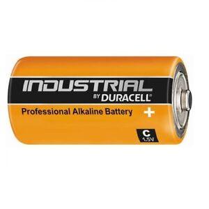 12x BABY C LR14 UM2 MN1400 Batterie DURACELL OEM Industrial 1,5V Neu
