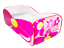 Children-Bed-FAIRY-Toddler-Junior-Bed-For-Girls-Kids-with-mattress-160x80cm thumbnail 1