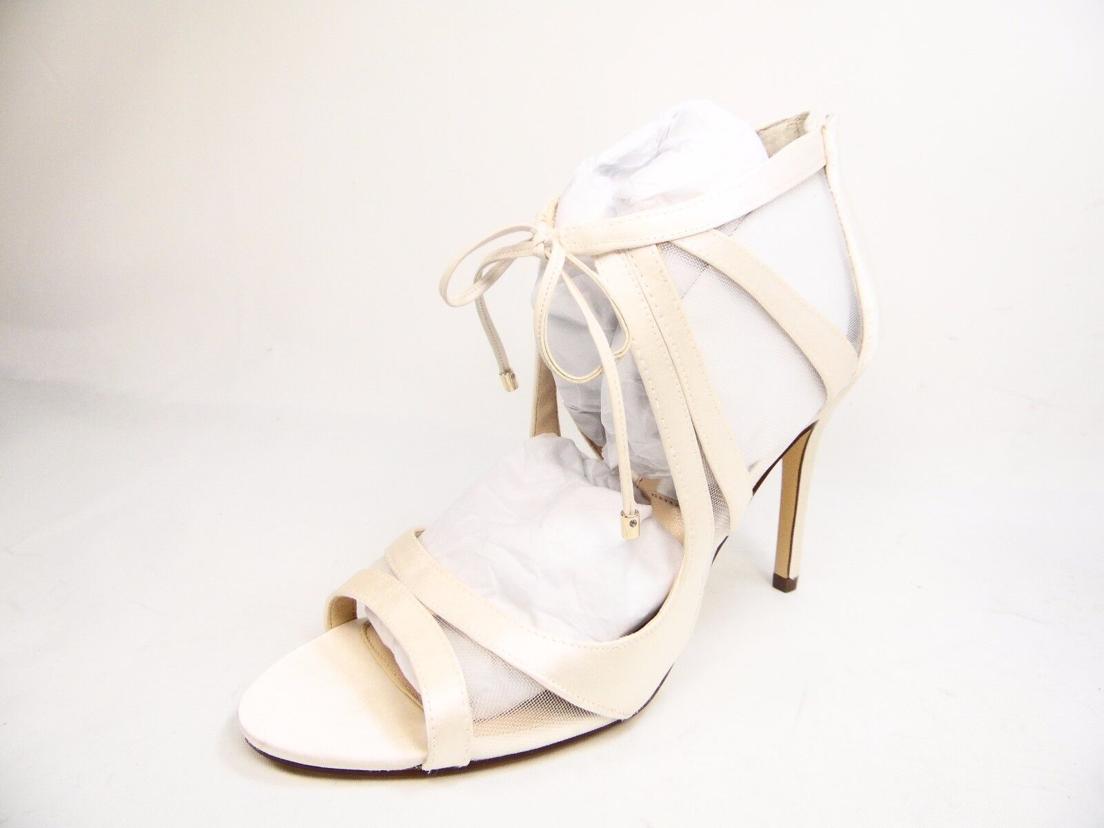 Nina Women's Cherie-Ym Dress Pump Ivory Size 7M